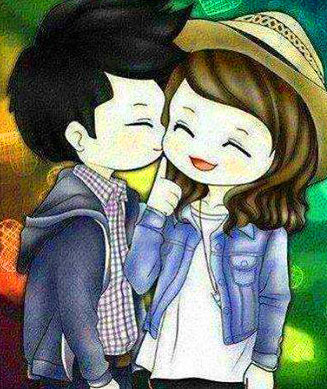 Cute Couple best pic for dp Images