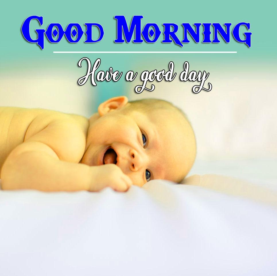 Cute HD good morning Whatsapp dp Images
