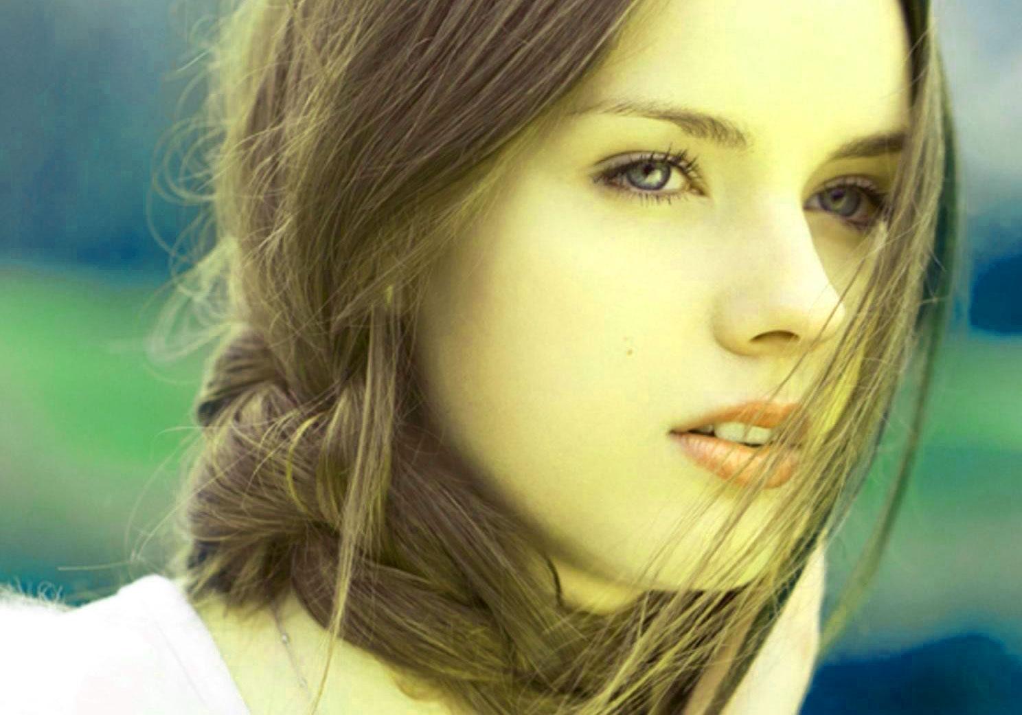 Cute Stylish Beautiful Girls Images Pics