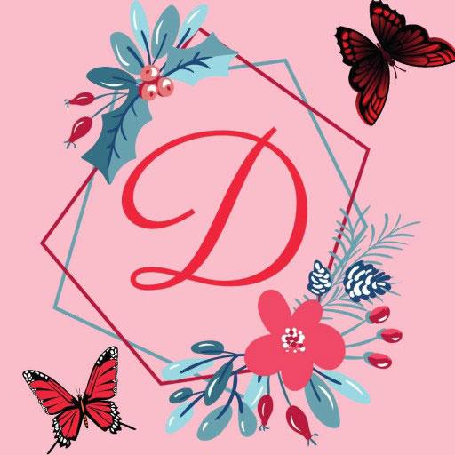 D Alphabet Dp Images photo hd