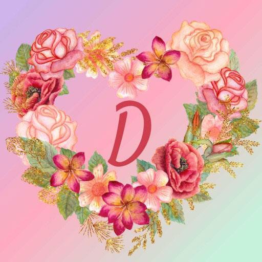 D Alphabet Dp Images
