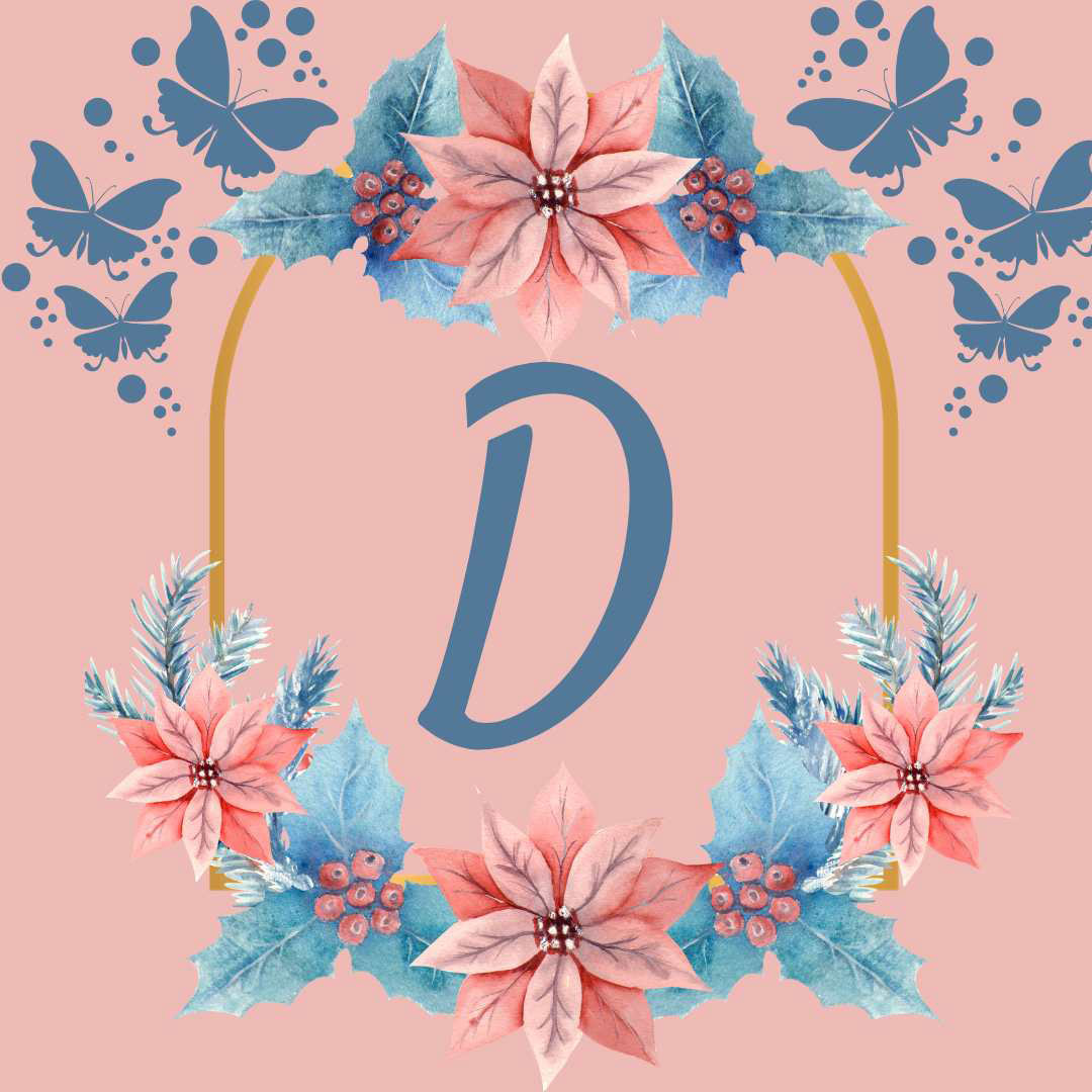 D free Alphabet Dp Images