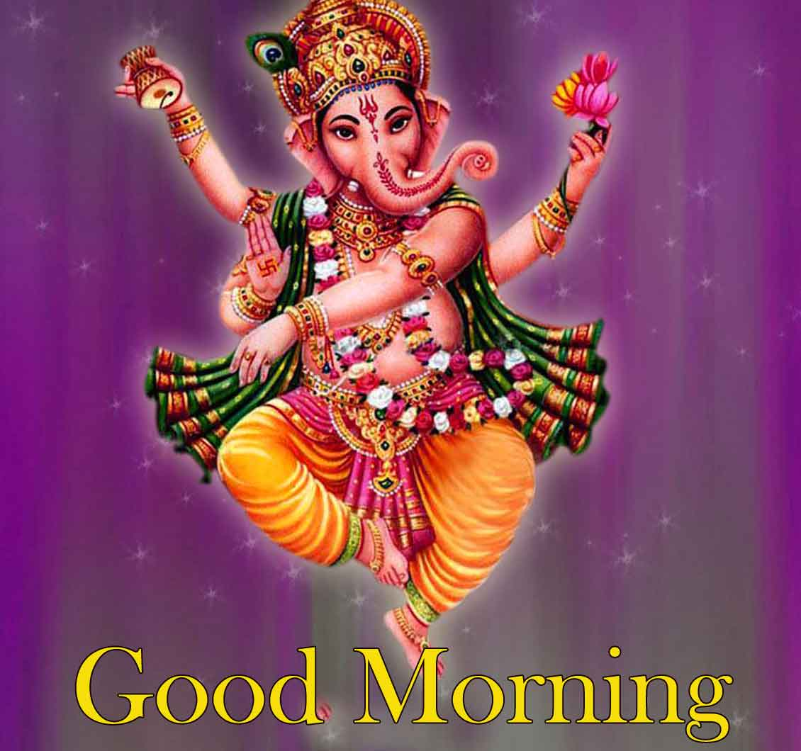 Dancing Ganesha God
