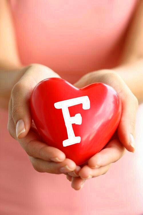 F LOVE Alphabet Dp Images