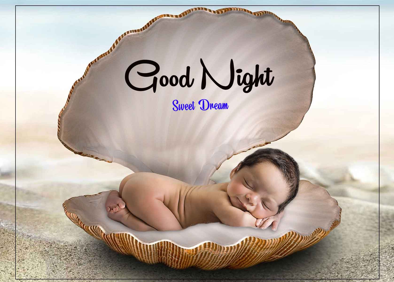 Free HD Beautiful Cute Good Night Wallpaper