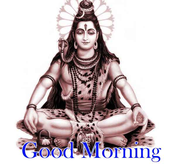 Free HD Shiva Good Morning Pics Pictures