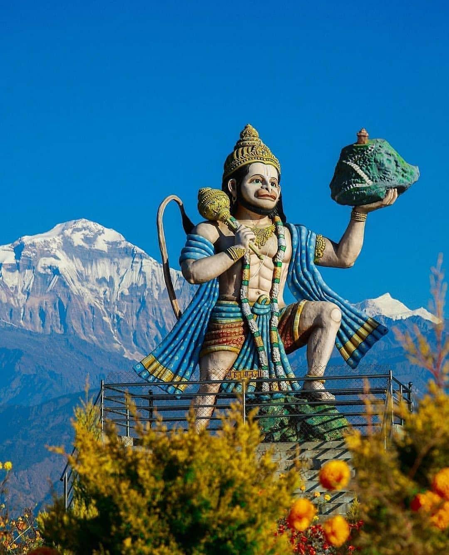 Free HD hanuman ji Good Morning Images 2021