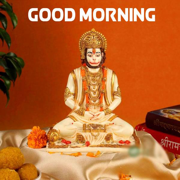 Free HD hanuman ji Good Morning Images