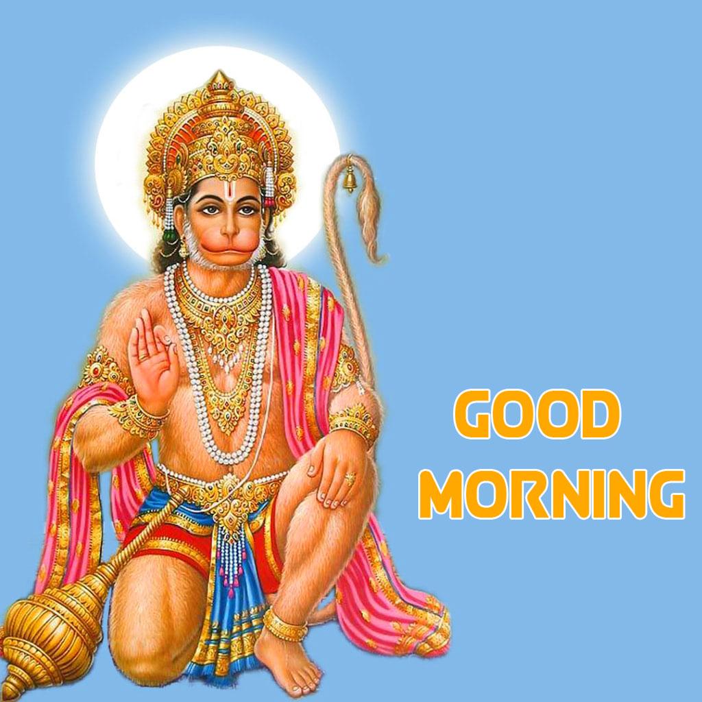 Free HD hanuman ji Good Morning Pictures