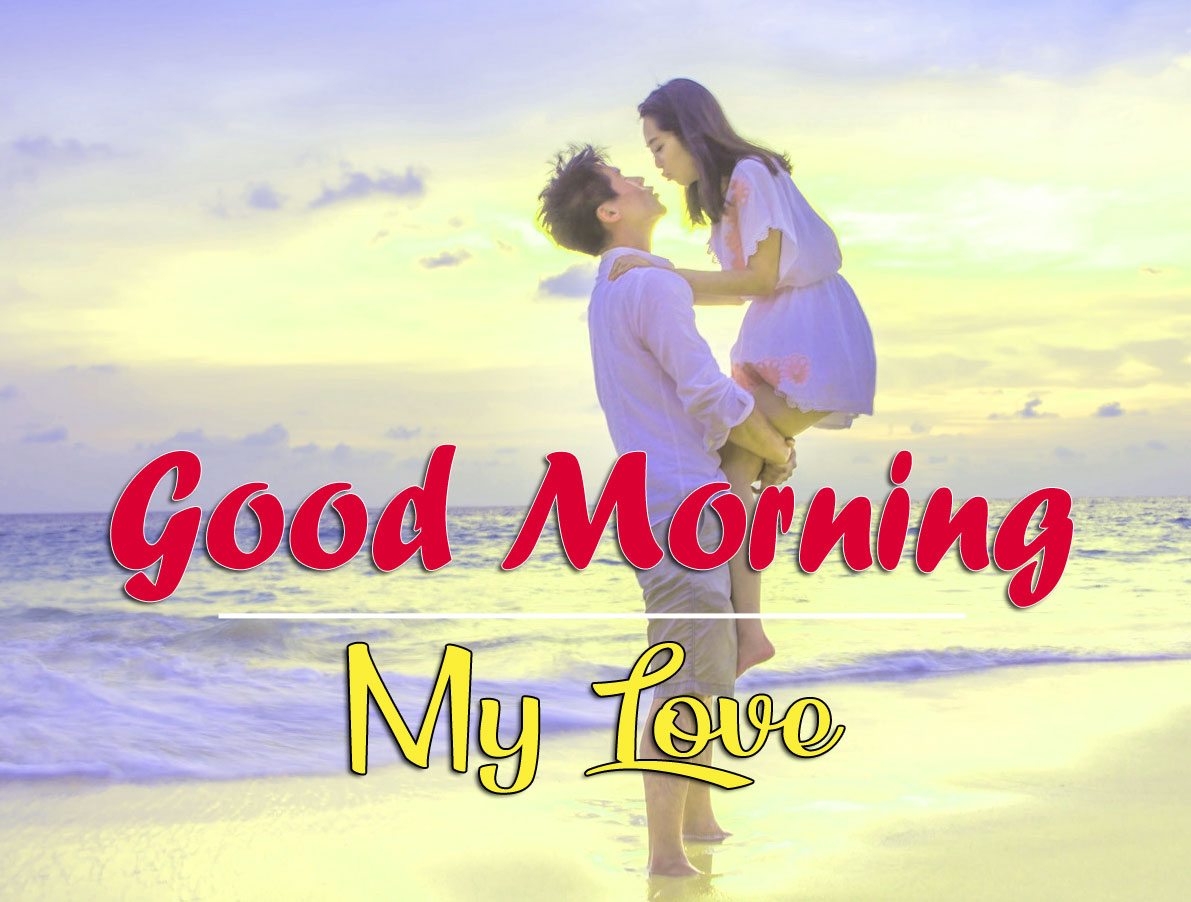 Free Lover HD Good Morning Wishes Images
