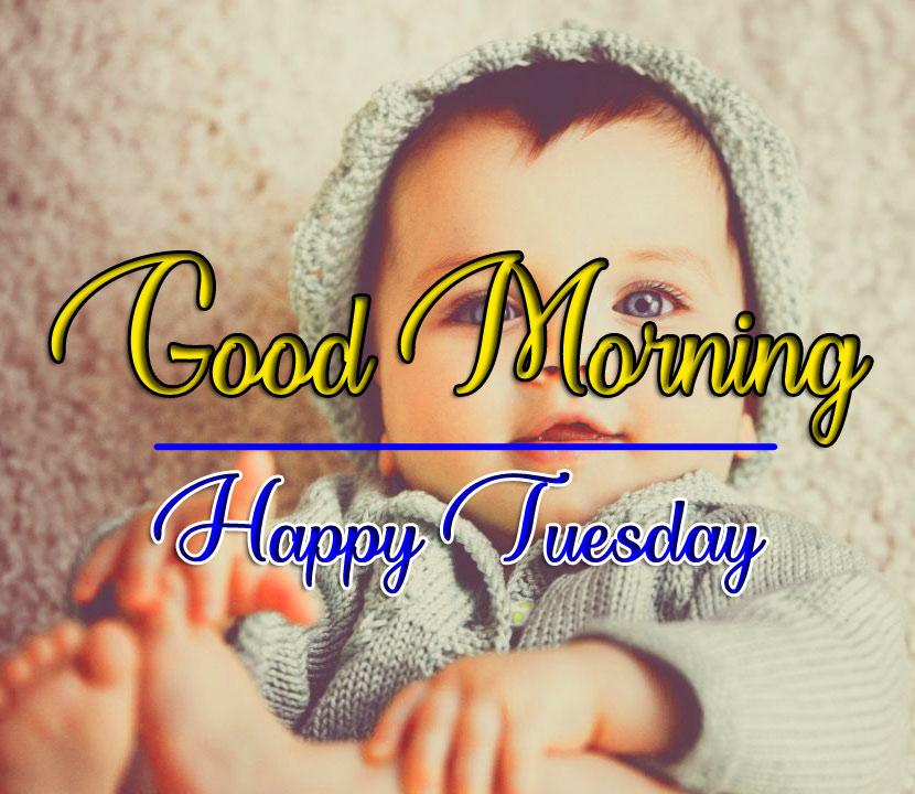 Free Tuesday Good morning Wallpaper 2021