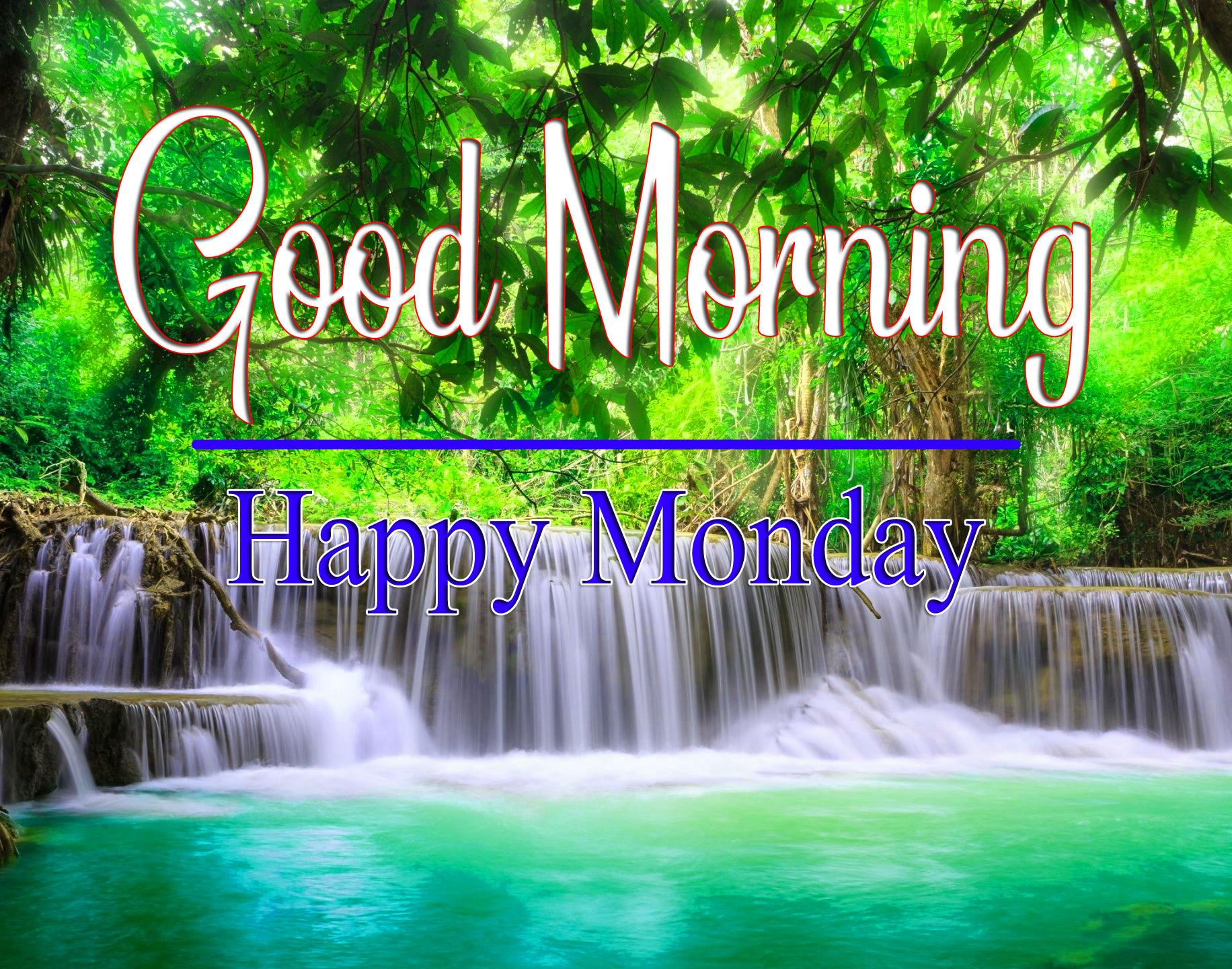 Fresh Monday Good Morning Images 3