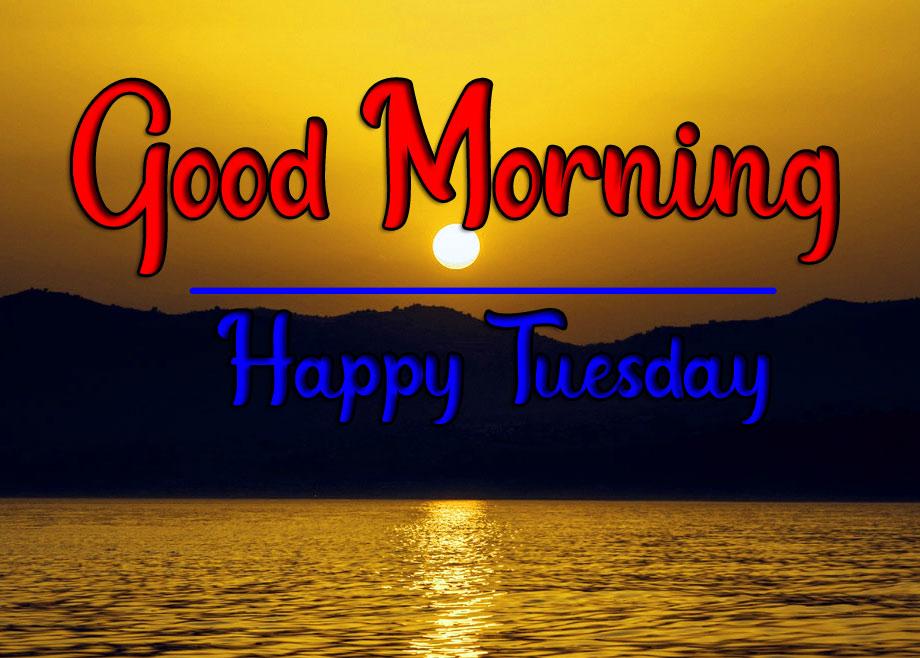 Fresh Tuesday Good morning Images