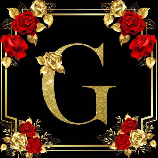 G Latest Alphabet Dp Images