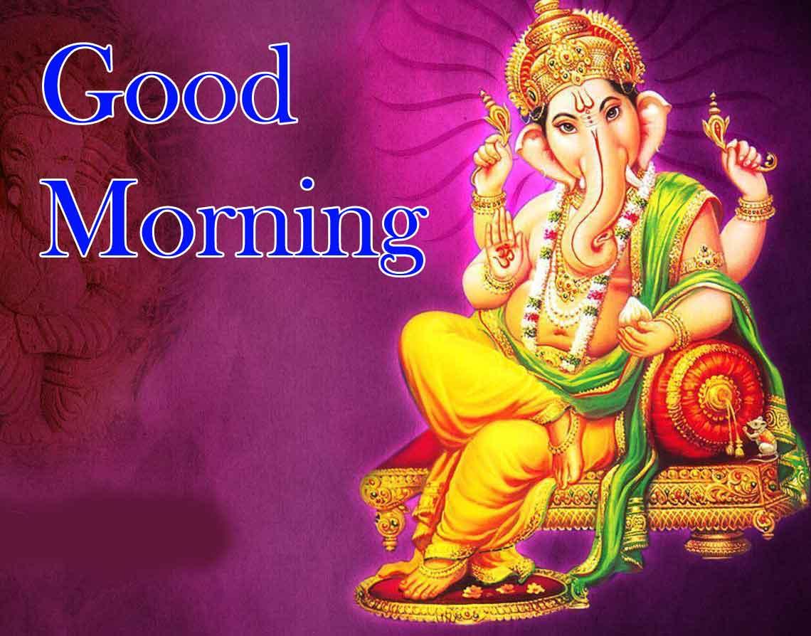 Ganesha Good Morning Pics 2021