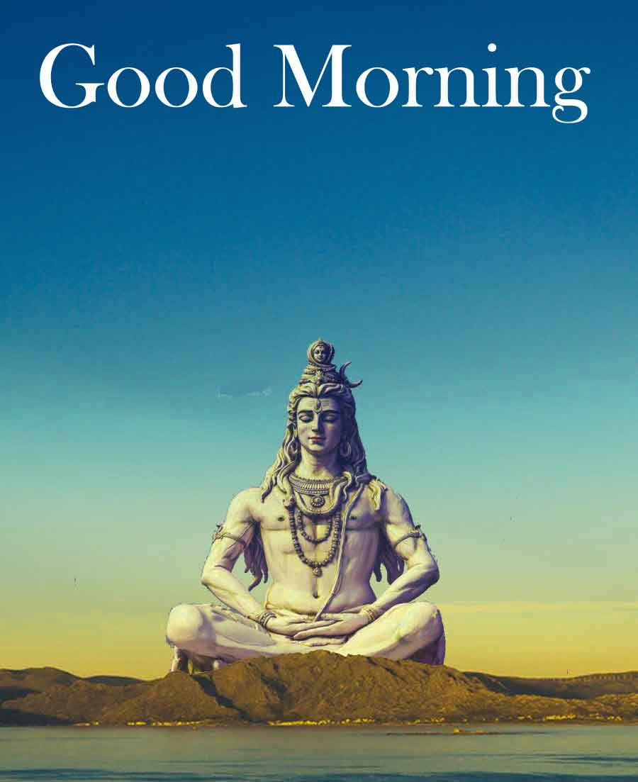 Good Morning Images With Shiva