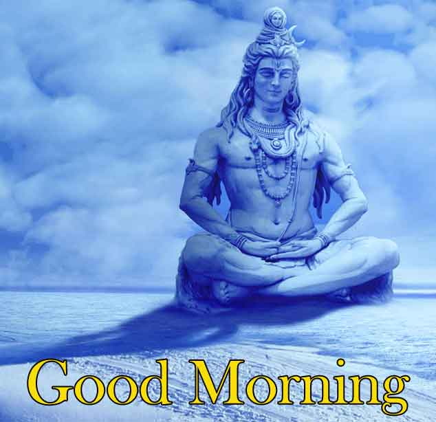 Good Morning Wallpaper Pics With Lord Shiva