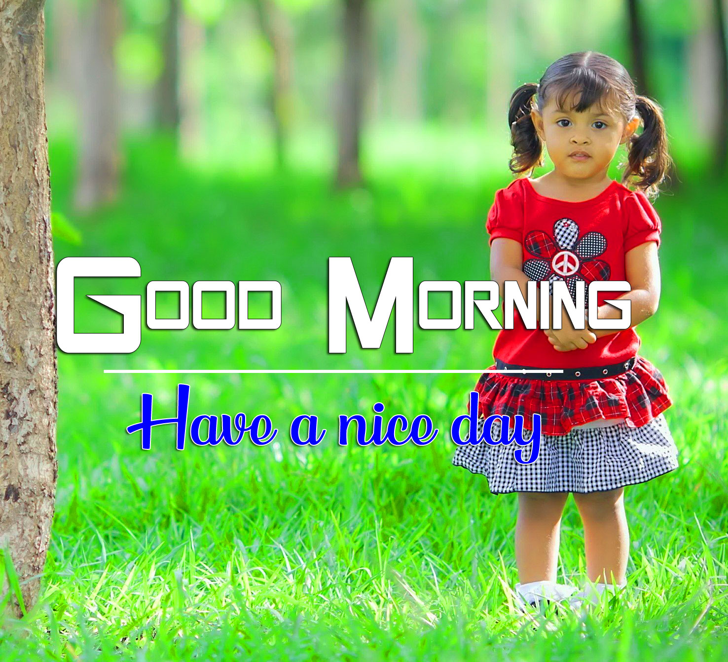 Good Morning Wallpaper With Cute Bbay