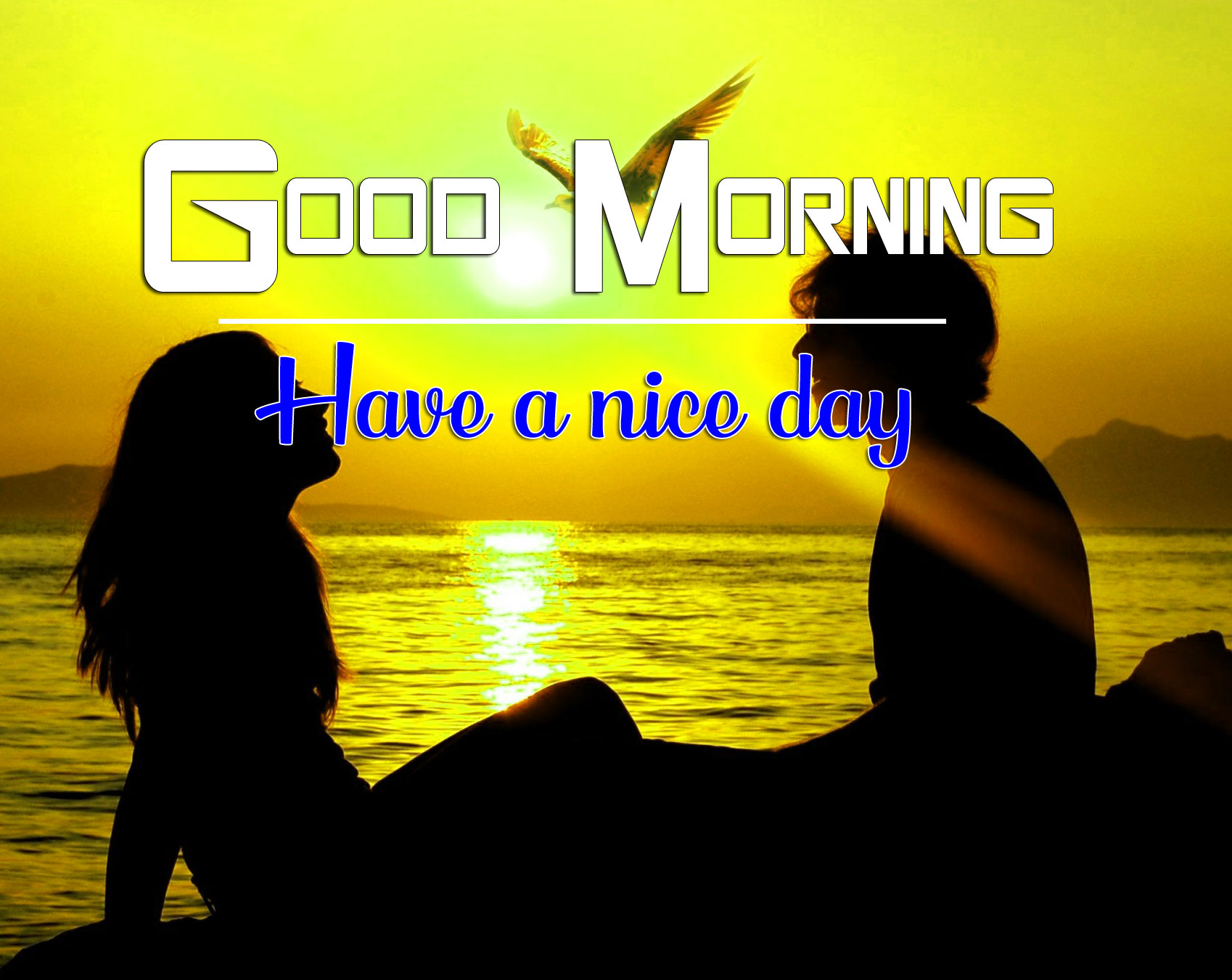 Good Morning Wishes Pics HD For Love Couple