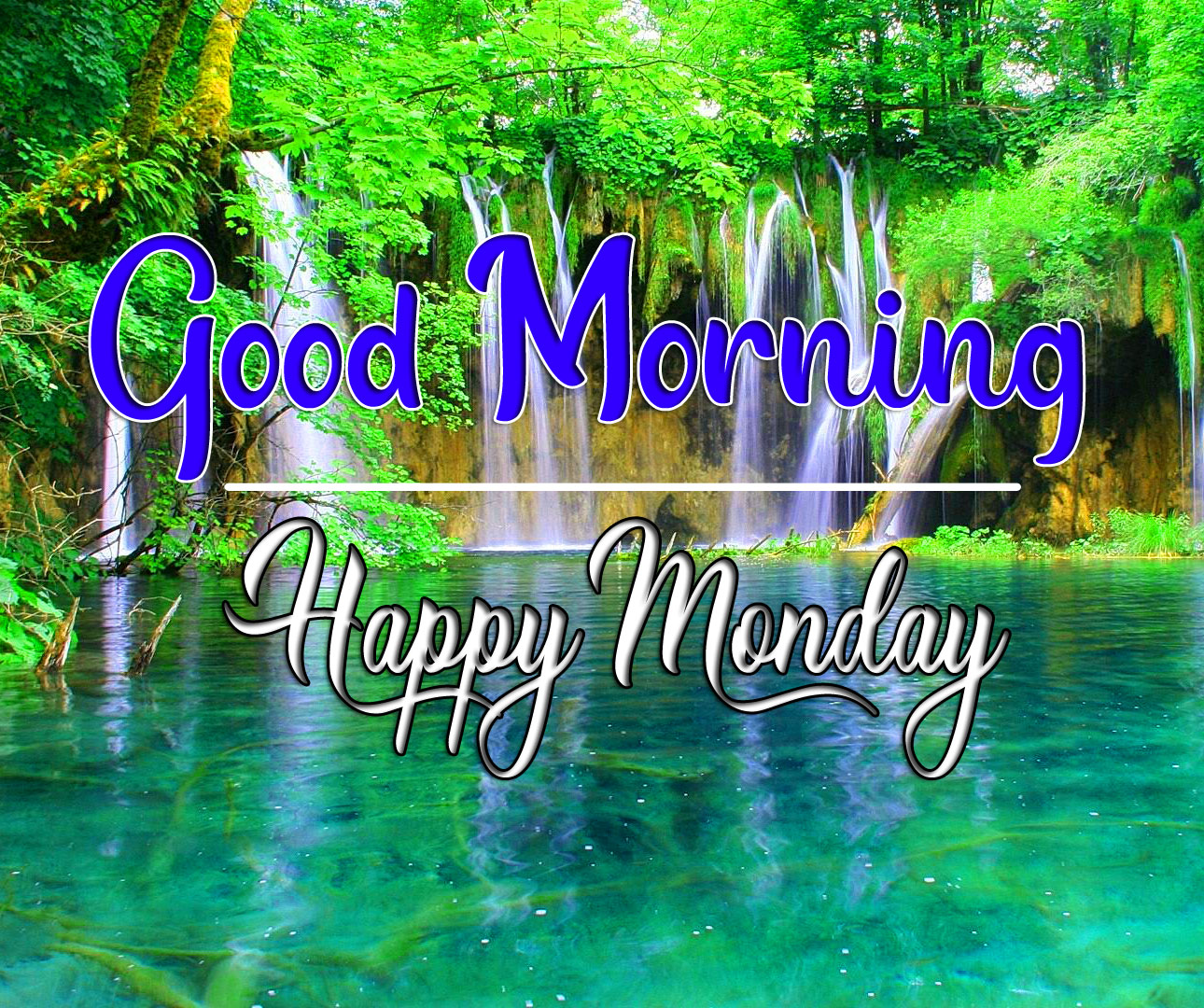Green Monday Good Morning Images 1