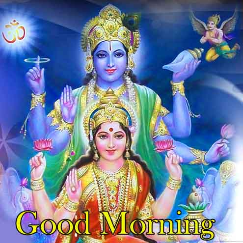 HD Hindu God Good Morning Images