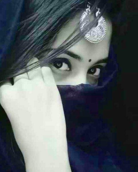 Hidden Face best pic for dp