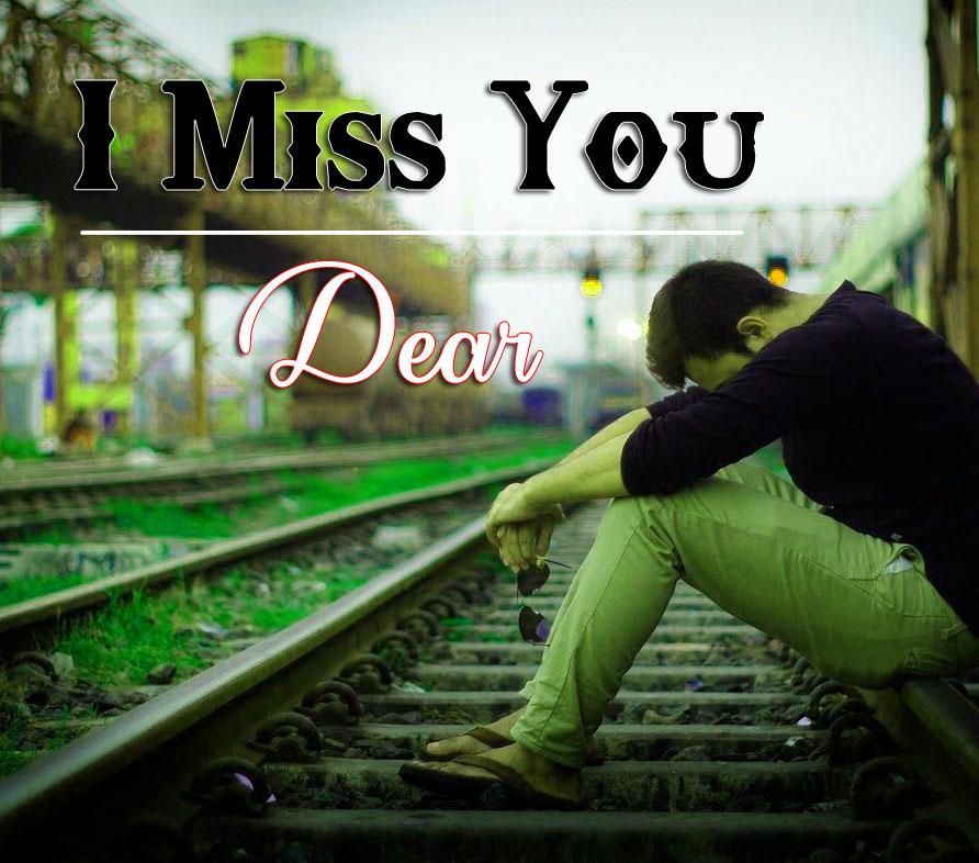 I miss you Images for Facebook