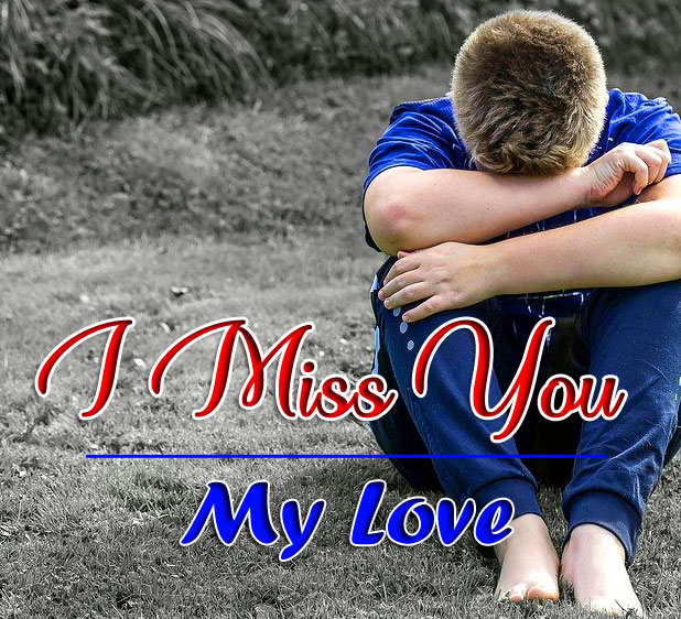 I miss you Pics With Sad Alone Boys