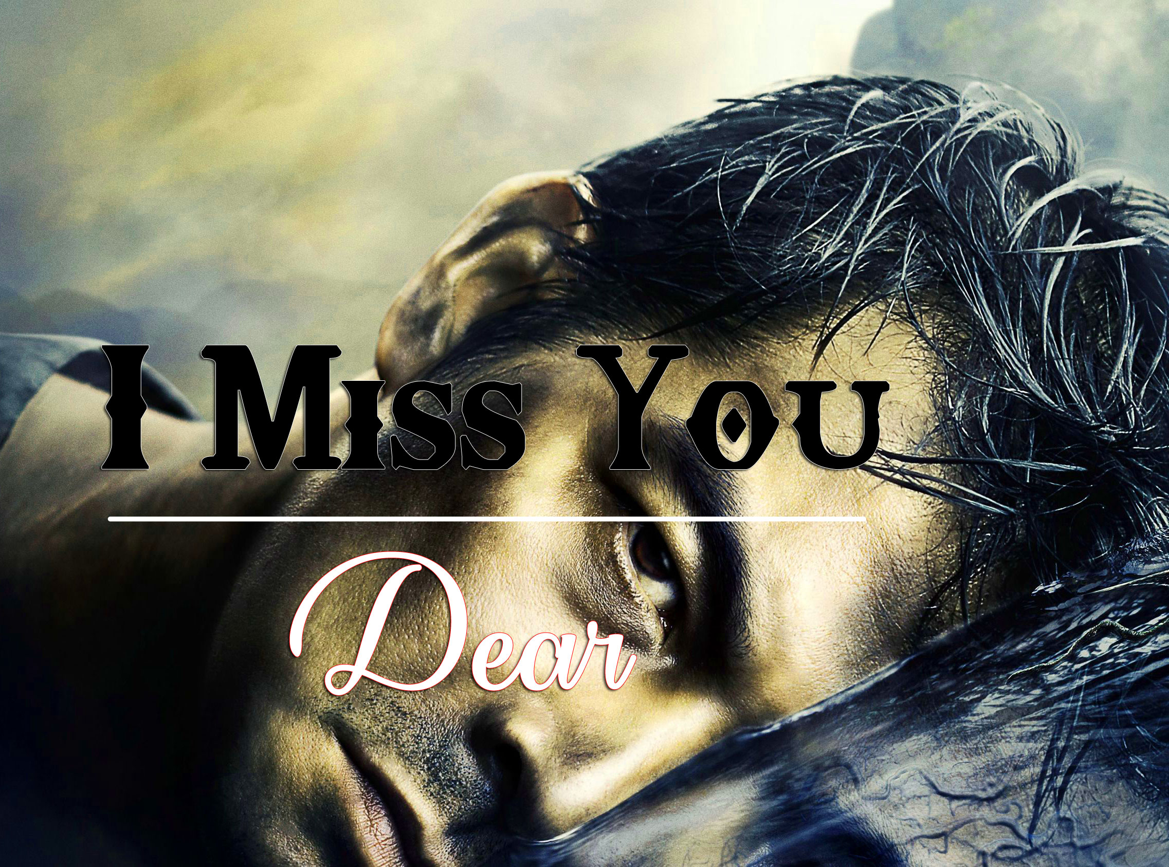 I miss you Pics for Boy