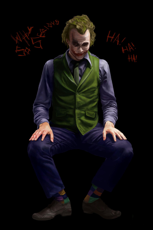 Joker Whatsapp Dp Images wallpaper for download