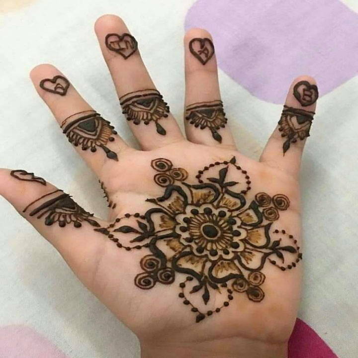 Latest Boys Mehndi Images pictures 2021