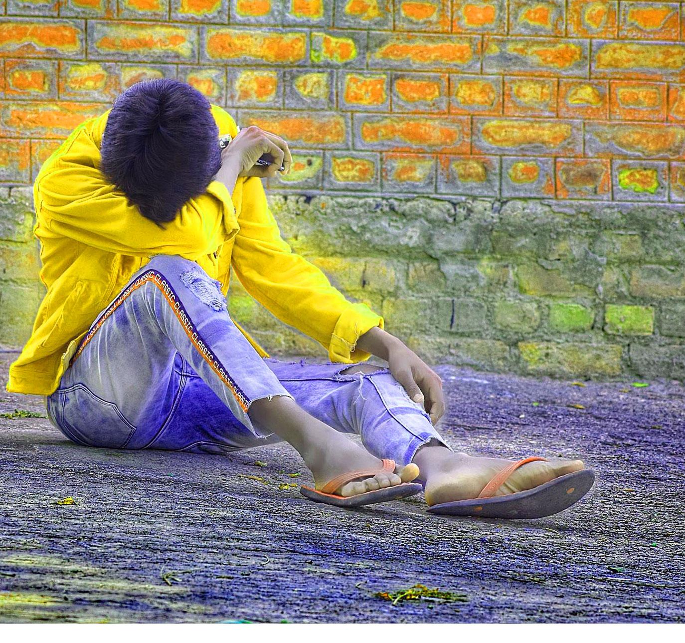 Latest HD 1080p Alone Boys Whatsapp DP Images