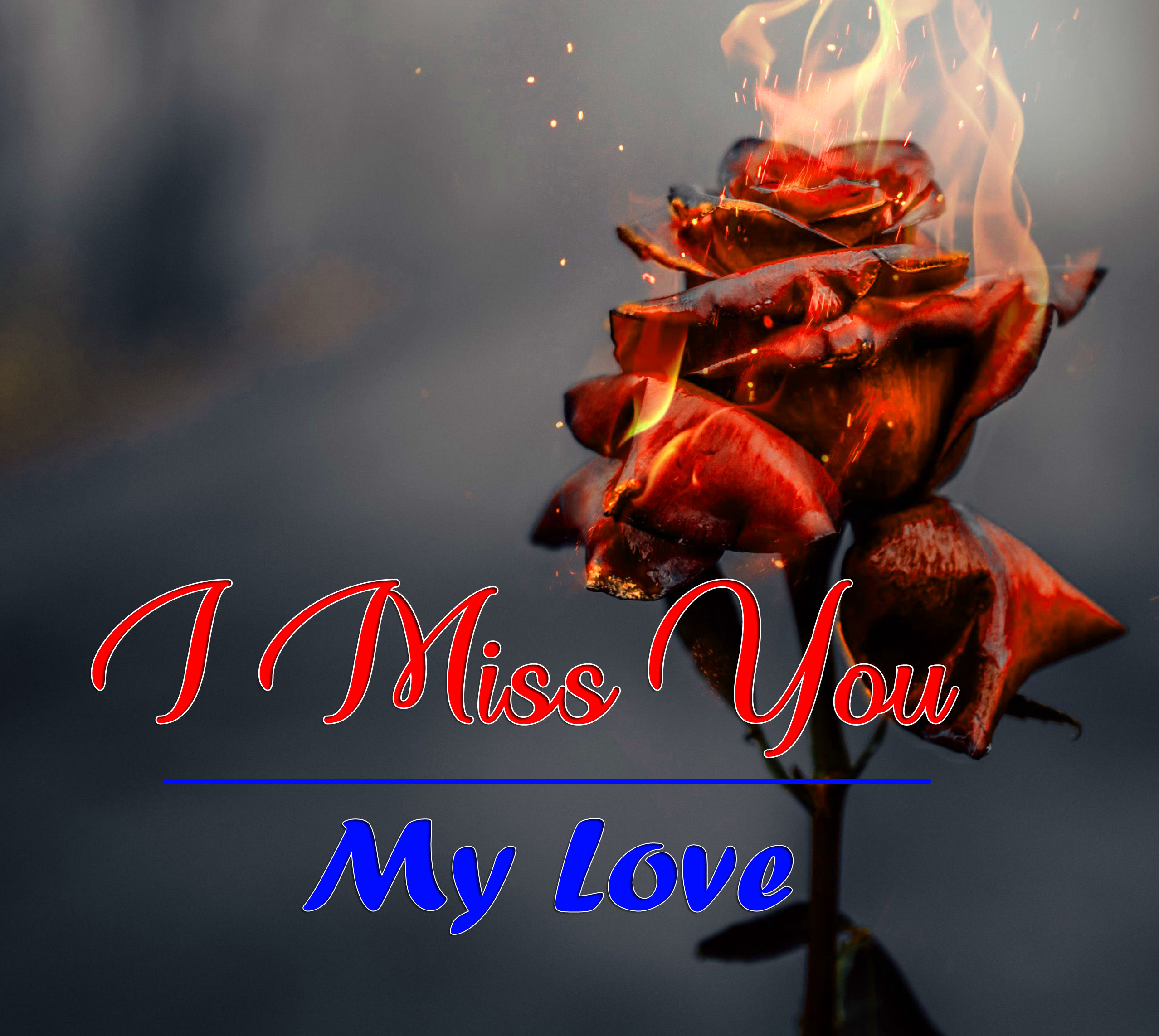 Latest HD I Miss You Images