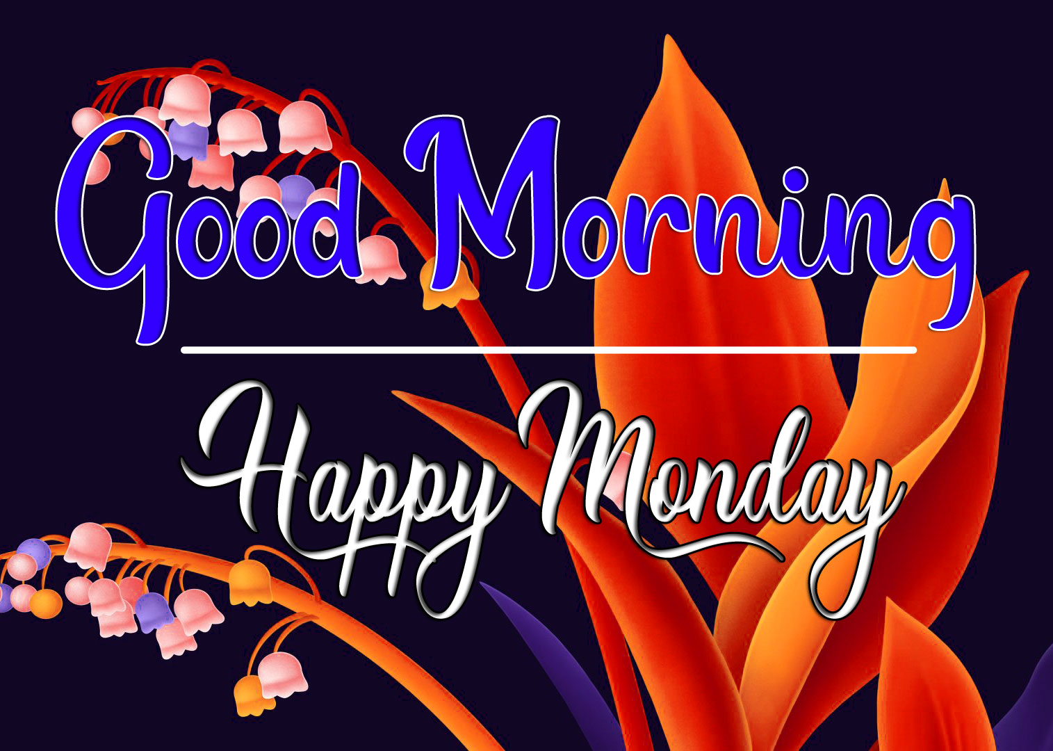 Latest HD Monday Good Morning Images 1