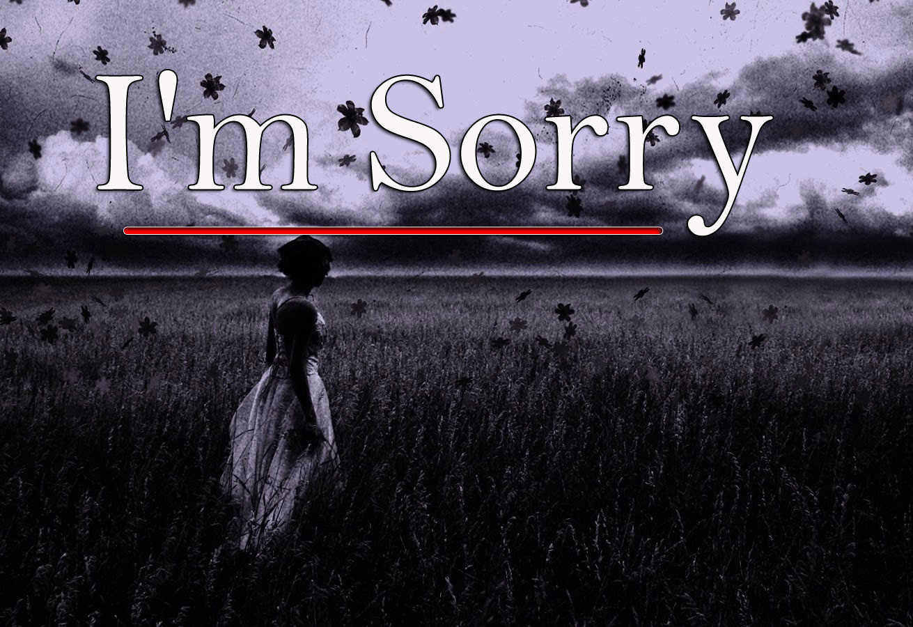 Latest HD l am sorry Images 2