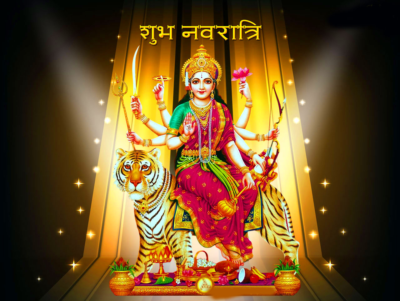 Latest Happy Navratri Images photo