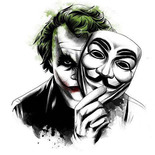 Latest Joker Dp Images hd download