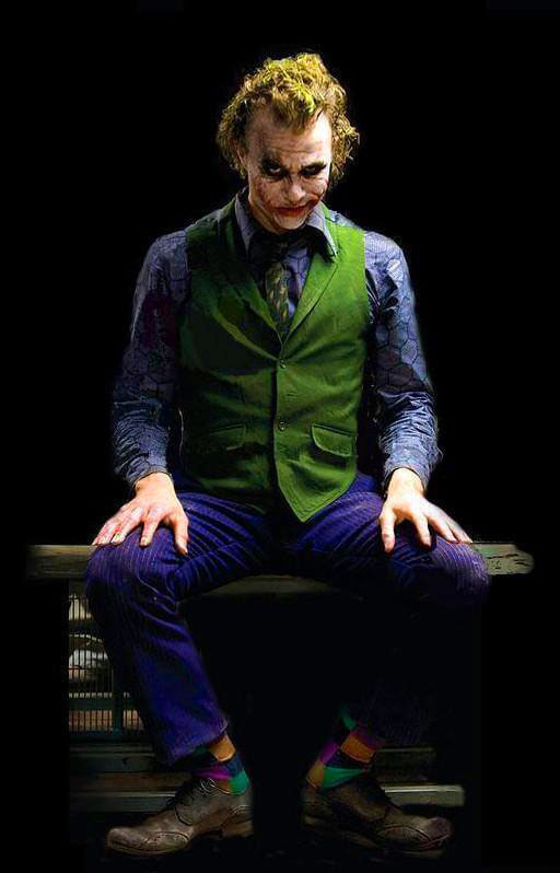 Latest Joker Dp Images pics photo