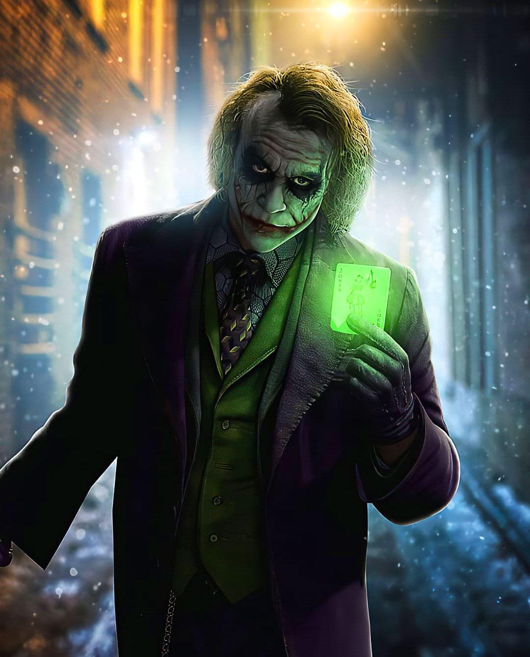 Latest Joker Dp Images wallpaper hd download