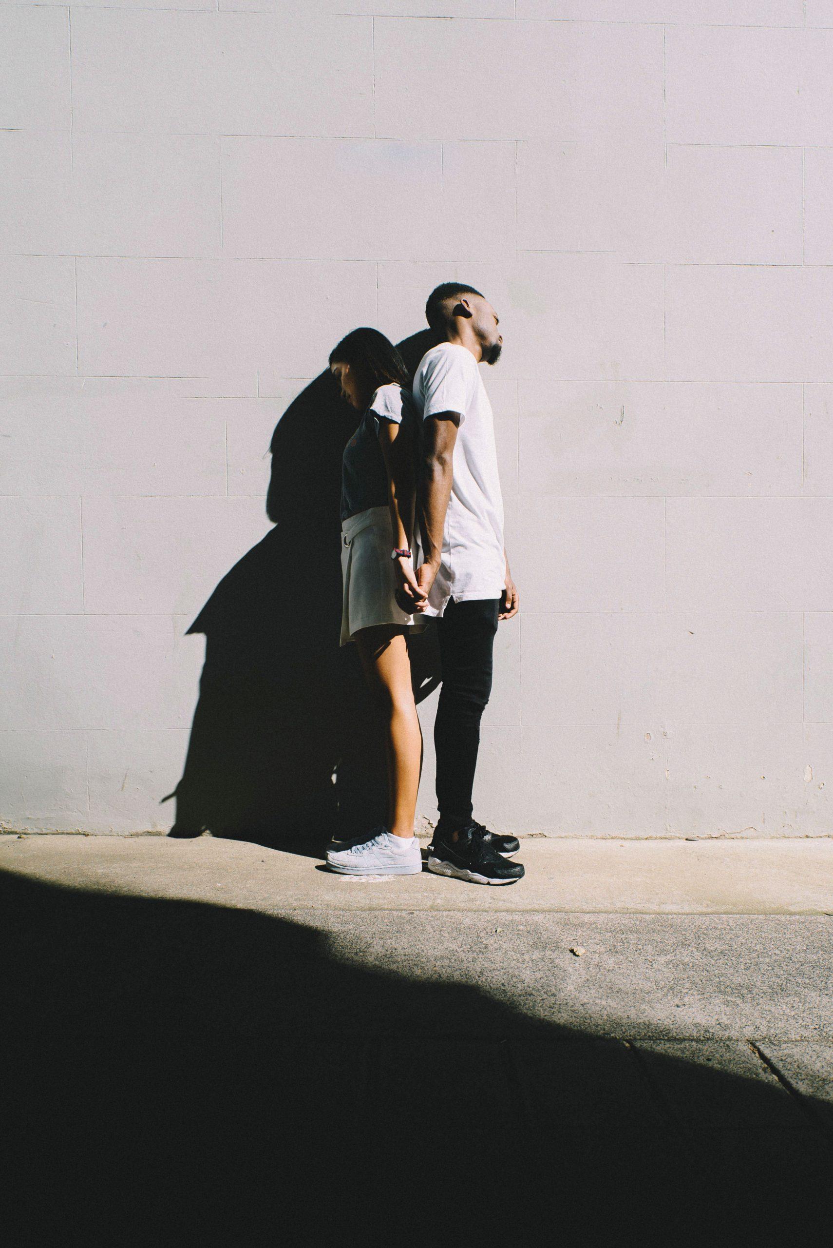 Latest Love Couple Sad Dp Images photo free download