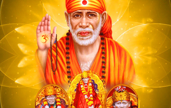 Latest Sai Baba Blessing Images for facebook HD