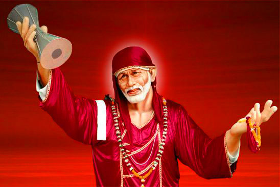 Latest Sai Baba Blessing Images pics for download