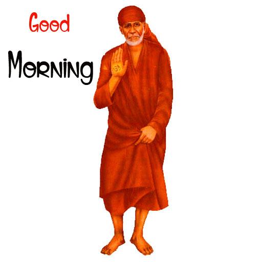 Latest Sai Baba Good Morning Images photo hd
