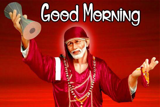 Latest Sai Baba Good Morning Images pics free download
