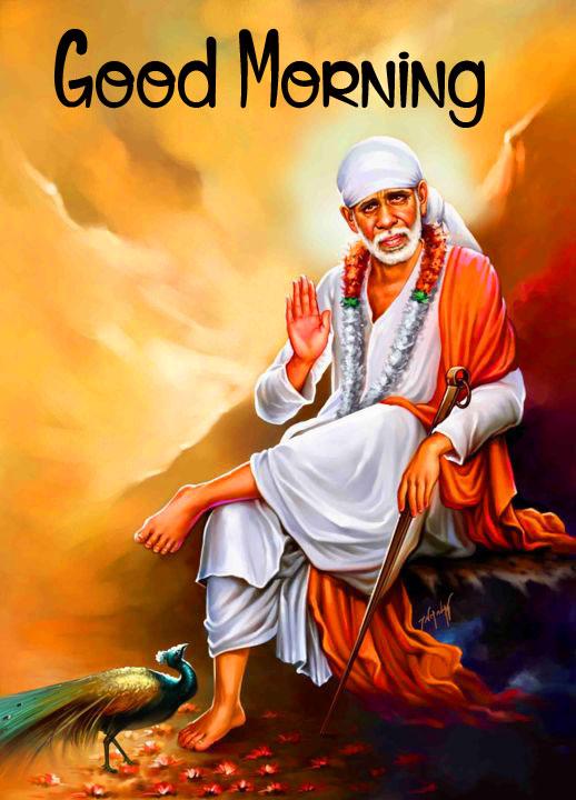 Latest Sai Baba Good Morning Images