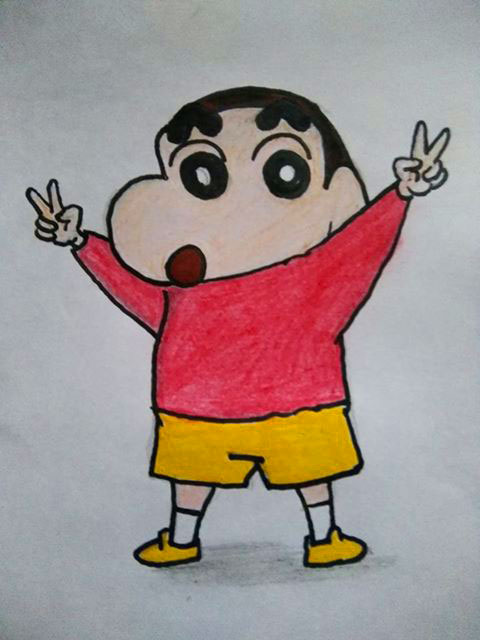 Latest Shinchan Images for fb