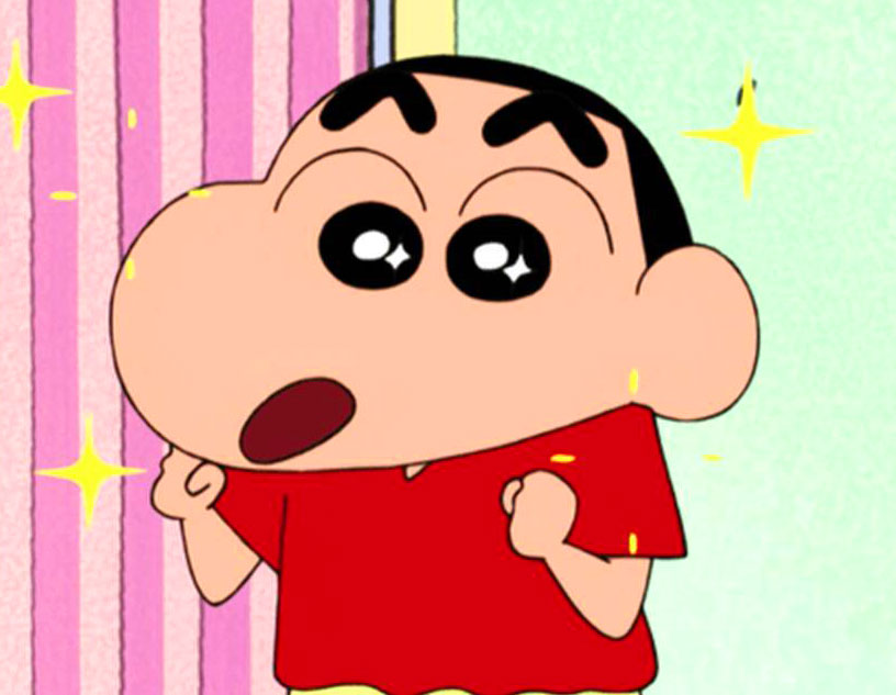 Latest Shinchan Images for profile