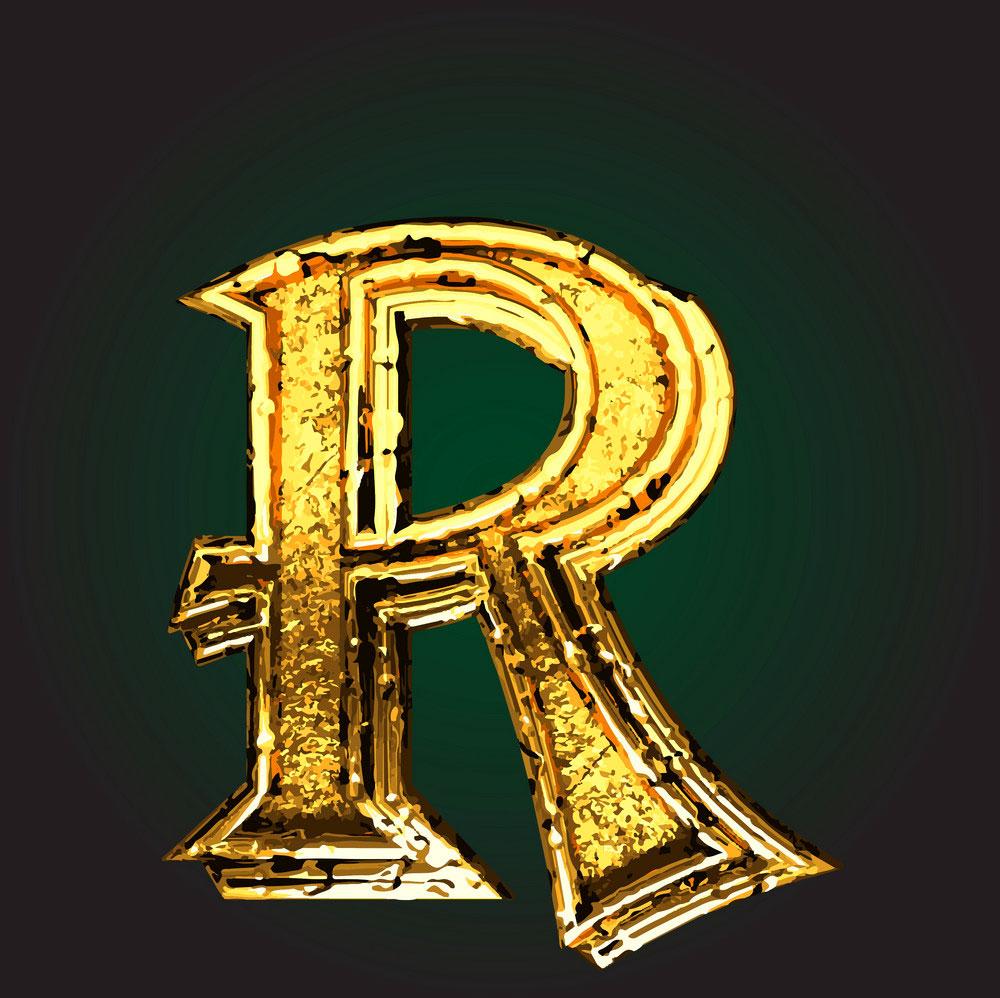 Latest Stylish R Name Dp Images photo pics hd 1