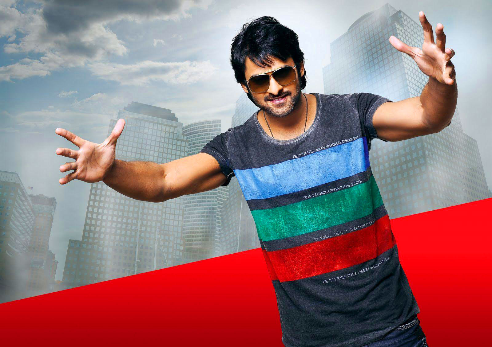 Latest Superstar Prabhas Images photo pics free download
