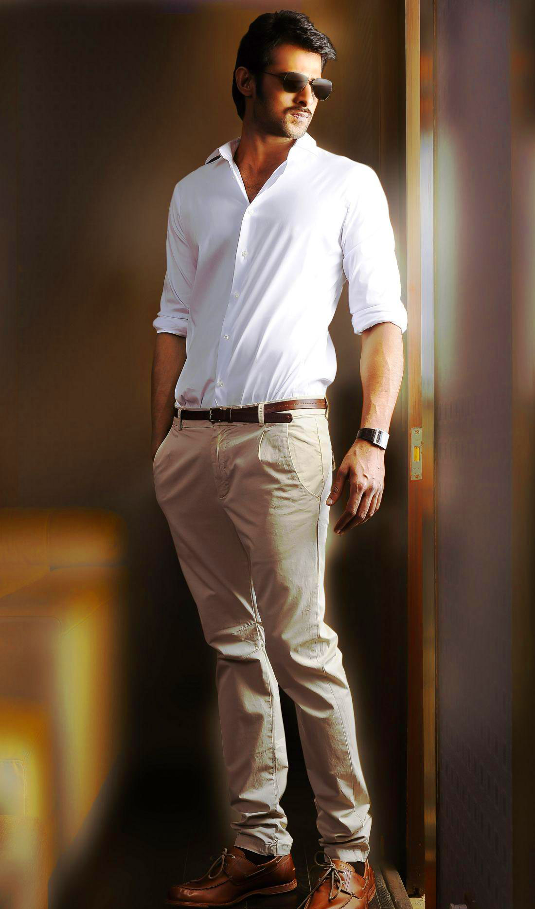 Latest Superstar Prabhas Images wallpaper photo download